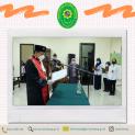 Pengambilan Sumpah Jabatan dan Pelantikan Wakil Ketua Pengadilan Negeri Jombang