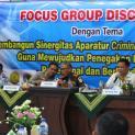 Kegiatan Criminal Justice System (CJS) Wilayah Kabupaten Jombang Tahun 2021